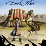 Cover for Gunfight at Enchanted Mesa by Derek Hart
