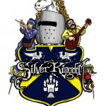 Silver Kingdom Crest/Logo - For renaissance faire in Massachusetts