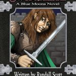 Cover for Swordmaster by Randall Scott. I designed the framework and made the type choices and arrangements, as well as the inset artwork.