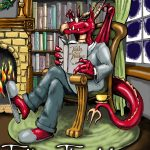 Cover for Tails of Thaddeus by Derek Hart