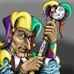 Vengeful Jester - personal piece