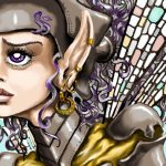 Warrior Fairy – detail